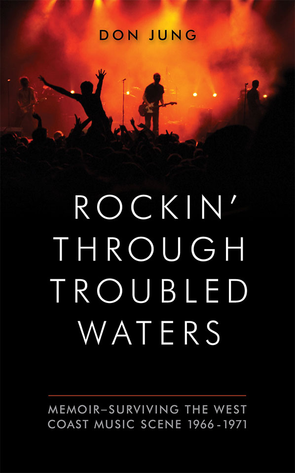 A Rockin Through Troubled Waters Book Cover