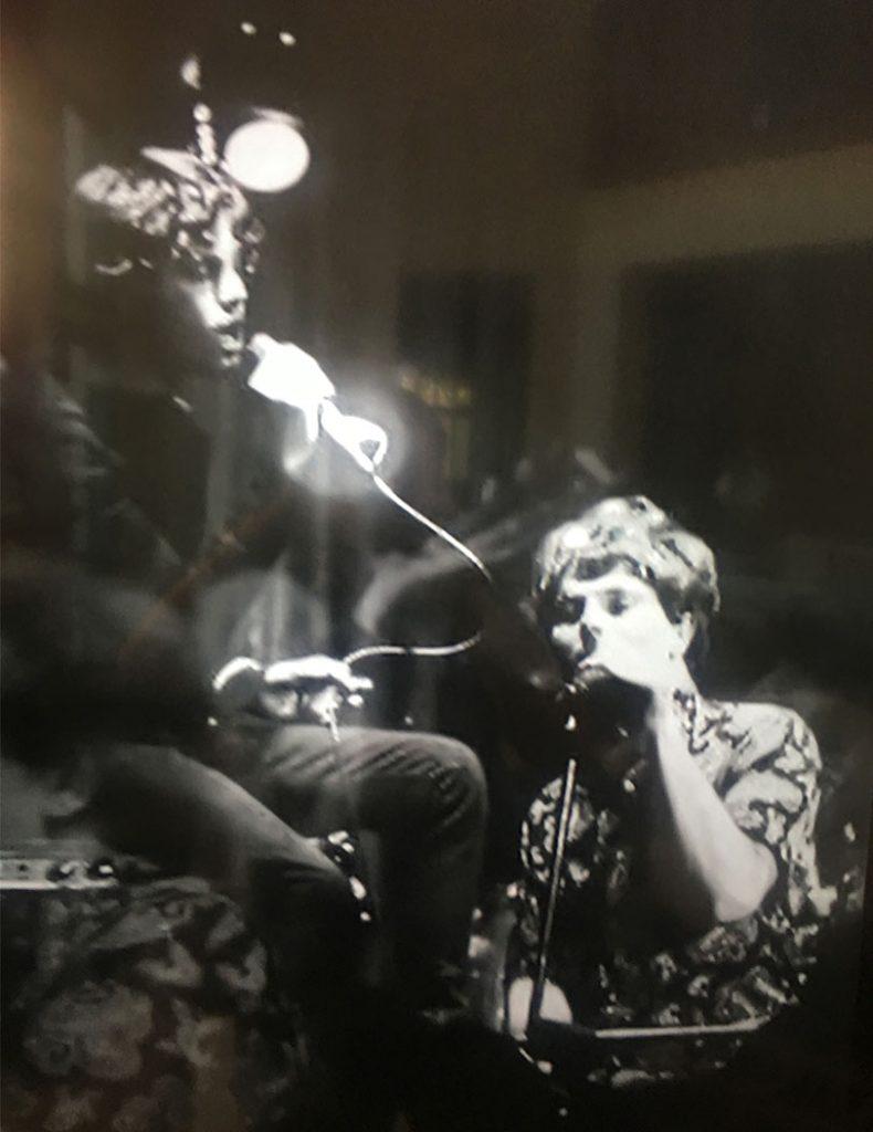 Jim Morrison & Van Morrison