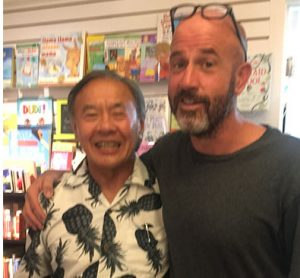 James Frey and Don Jung